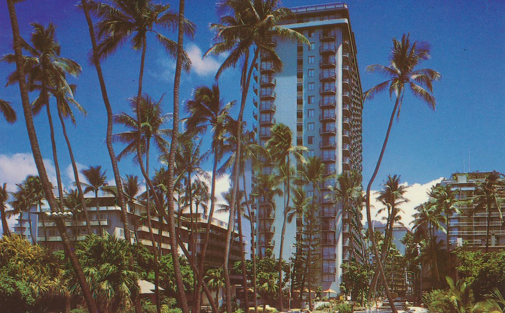 Reef Hotel Waikiki Tower - Waikiki Beach, Hawaii