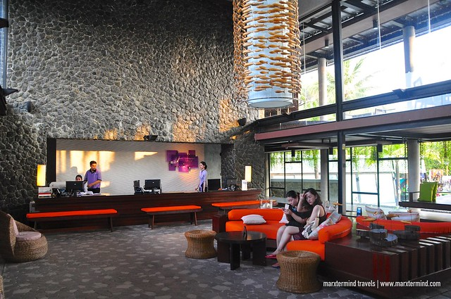 Lobby of Holiday Inn Resort Krabi Ao Nang Beach