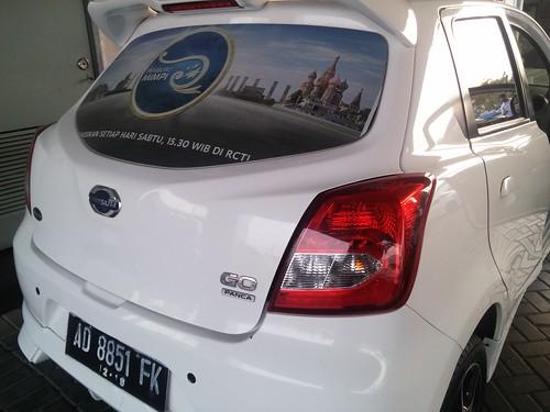 Review Datsun Go Hatchback - SerayaMotor.com