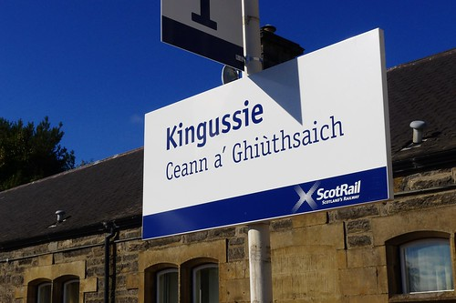 Journey's End at Kingussie Station | by Nick Bramhall
