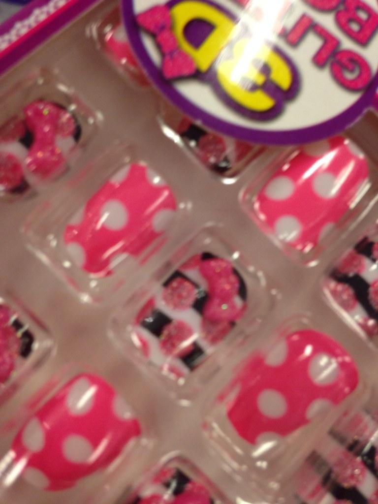 Fake nails at Justice | 200girl C | Flickr