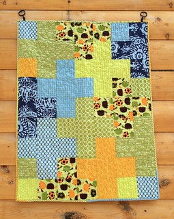 Baby Boy Plus Quilt | by CoraQuilts~Carla