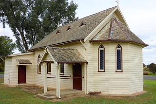 St Paul's Anglican Church, Gooloogong, NSW | by ibsut