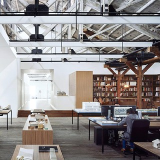 Naturalbuild - Waimatou Co-work Loft - Photo 12 | by 準建築人手札網站 Forgemind ArchiMedia