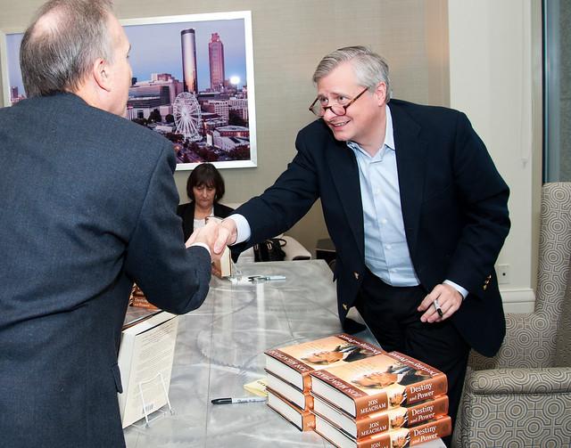 Newsmaker Luncheon: Pulitzer Prize Winner Jon Meacham Speaks to the Atlanta Press Club