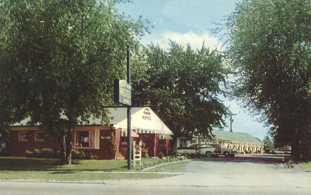 Rancho Motel - Inkster, Michigan