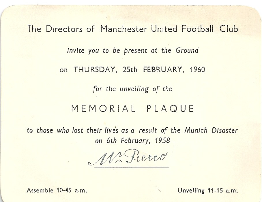 Invitation to the unveiling of the munich memorial plaque flickr invitation to the unveiling of the munich memorial plaque by ray adler treble 99 stopboris Images