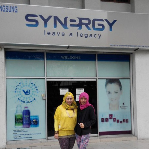 Kantor Synergy Smart Detox Malaysia. Erning Oei 0813885520 ...