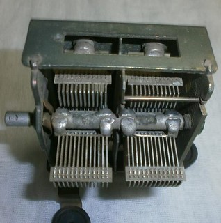 КПЕ, входной фильтр, перестройка частоты