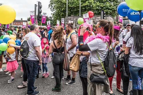 PRIDE PARADE AND FESTIVAL [DUBLIN 2016]-118097 | by infomatique