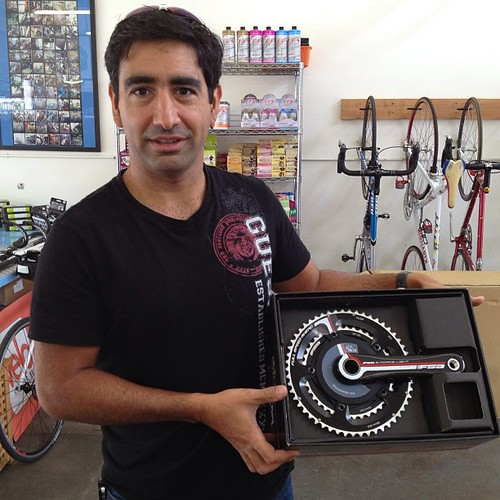 Another Happy Rev Cycling Customer With His New Srm Fsa K