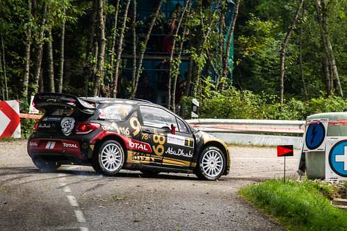 WRC 2013 - Rally d'alsace | by y.becart