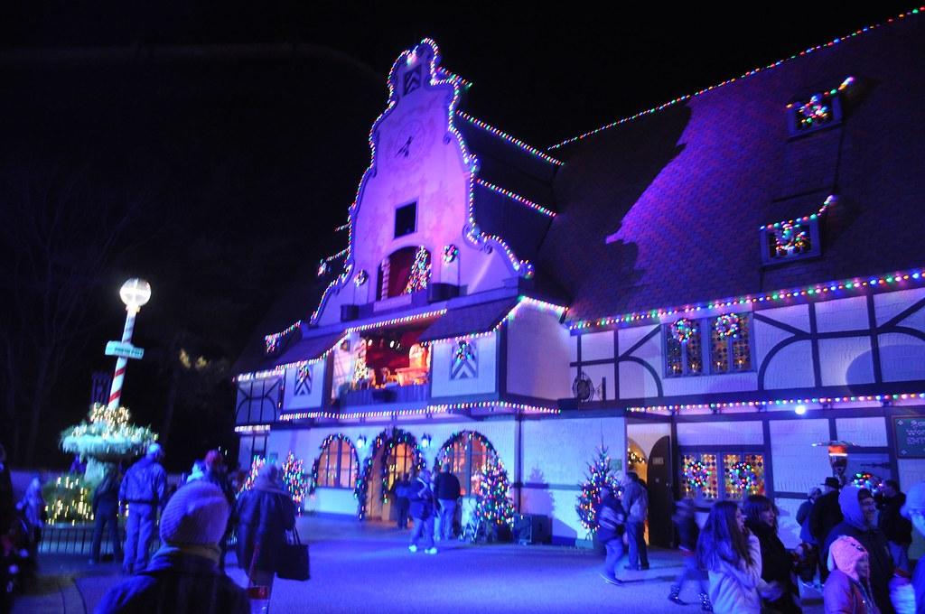 Christmas Town 2013 at Busch Gardens Williamsburg | Ricky Brigante ...