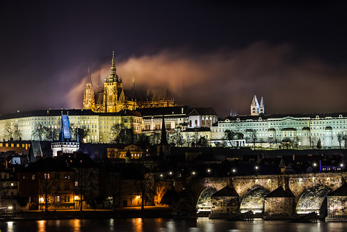 Prague Castle | by torbus