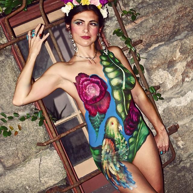 Frida kahlo breasts
