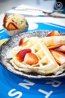 Mochi Waffles: The Max Joy Co., Eastwood. Sydney Food Blog Review | by insatiablemunch