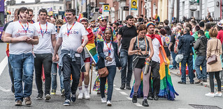 PRIDE PARADE AND FESTIVAL [DUBLIN 2016]-118056 | by infomatique