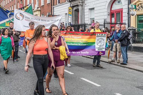 PRIDE PARADE AND FESTIVAL DUBLIN 2016 [EXCHANGE HOUSE IRELAND]-118205 | by infomatique
