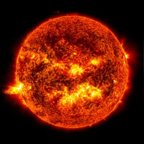 Sun Emits a Solstice CME | by NASA Goddard Photo and Video