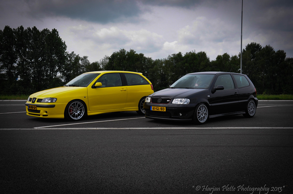 seat ibiza 6k2 cupra vw polo 6n2 gti flickr. Black Bedroom Furniture Sets. Home Design Ideas