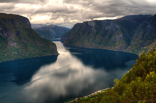 Sognefjord | by NathanaelBC