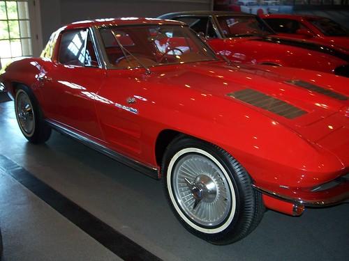 1963 red split window corvette fuelie 1963 red split for 1963 split window corvette 427