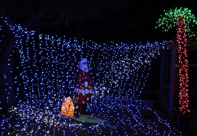Cambria Christmas Market and Light Show | Flickr