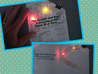 Paper circuitry mentor text | by Dogtrax