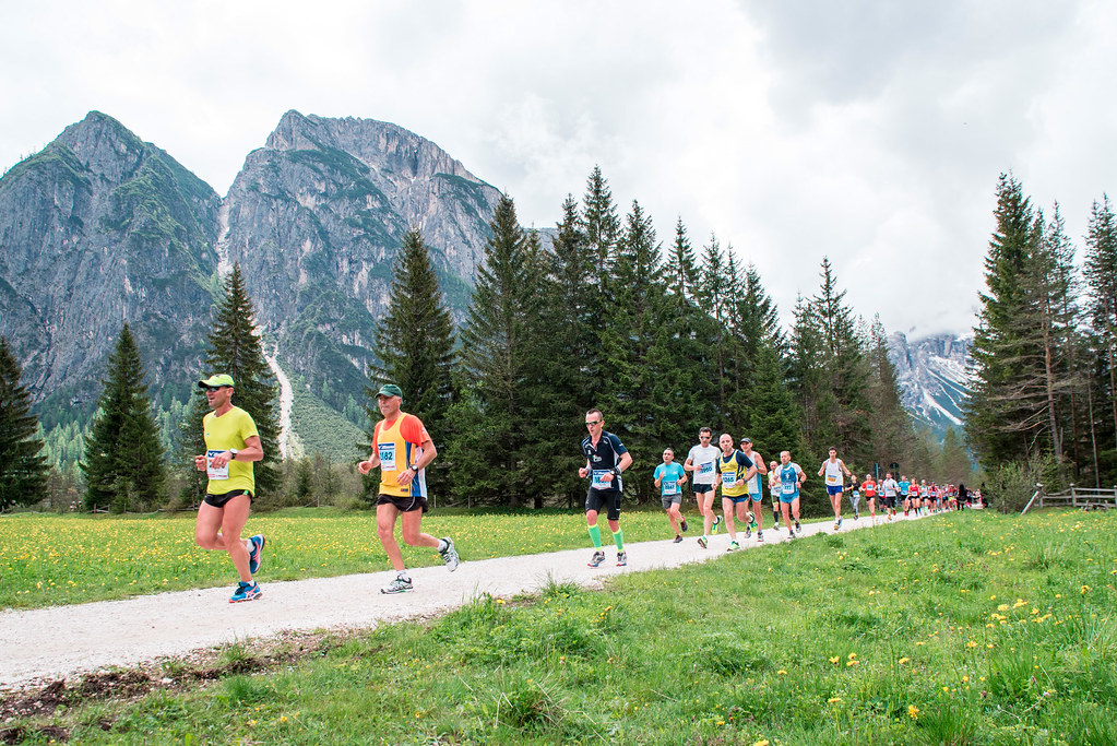 Cortina Dobbiaco Run 2016