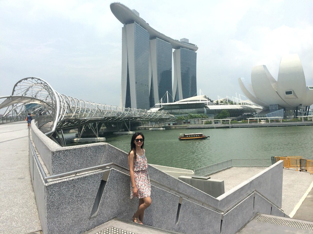 Marina Bay - Copyright Travelosio