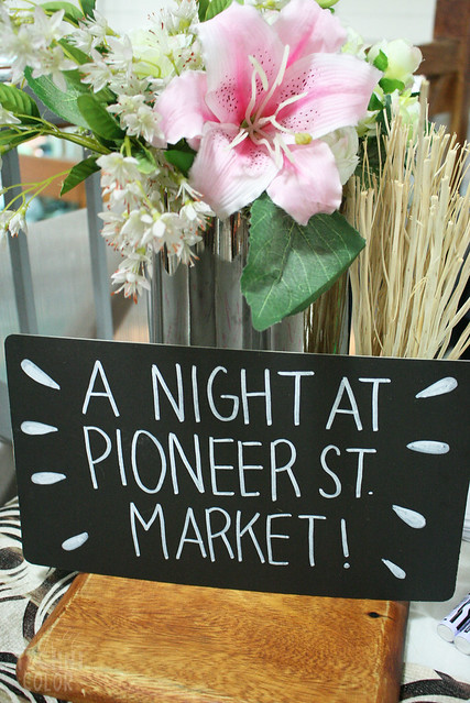 Pioneer Street Market