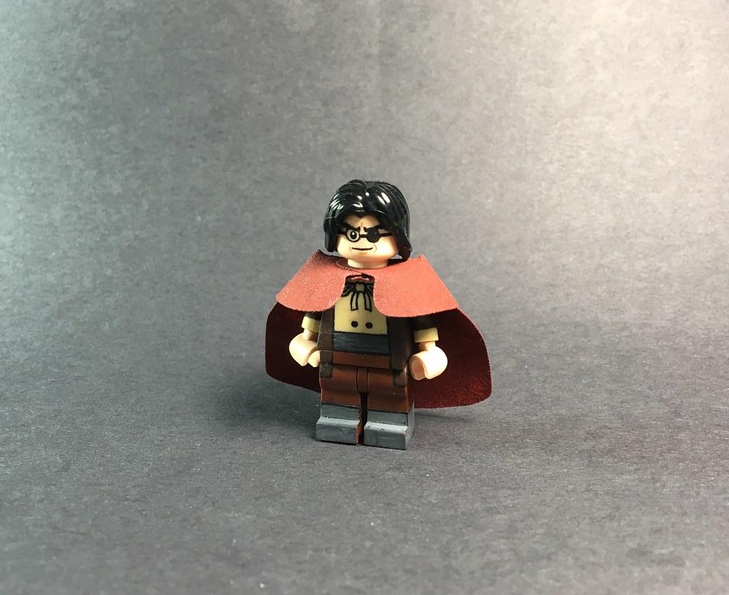 Custom Lego Batman: Sewer King | Offered my bud Taylor a com… | Flickr