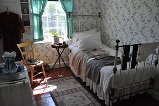 Another bedroom in the Anne of Green Gables home | by lovinkat