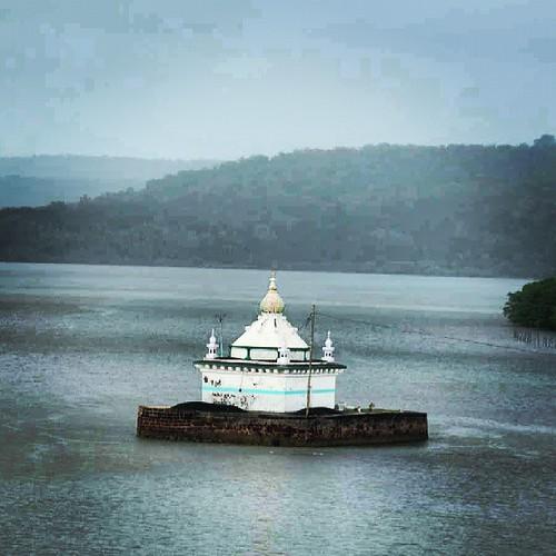 Ratnagiri City At Ratnagiri Maharashtra India: #d7000 #purnagad #nikon #insta_maharashtra #treksandtrails