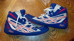 WANT! RWB gable ultraflex wrestling shoes | size 9-10... I w… | Flickr