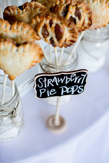 Close-up of Pie Pops at Unveiled! | by Sweet Lauren Cakes