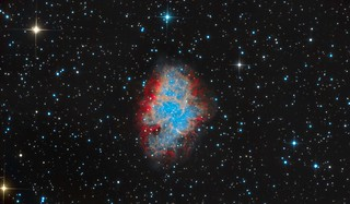 M1 the Crab Nebula | by astrodoc171