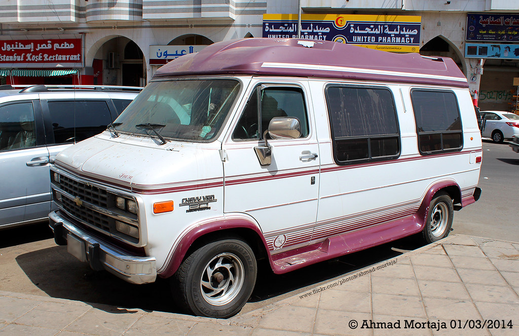 Chevrolet Chevy Van G20 (Modified by Diamond-Executive) | Flickr