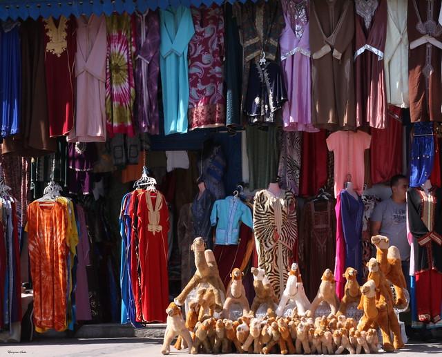 Dans une rue de Tunis