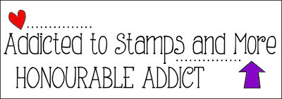 Addicted to Stamps - Honorable Mention