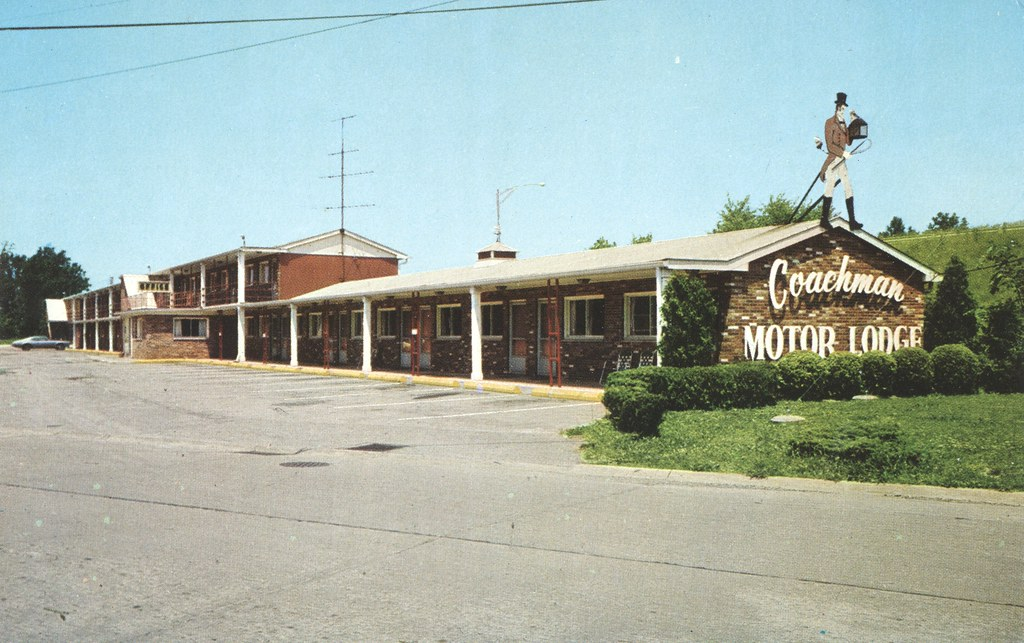Coachman Motor Lodge - Elryia, Ohio