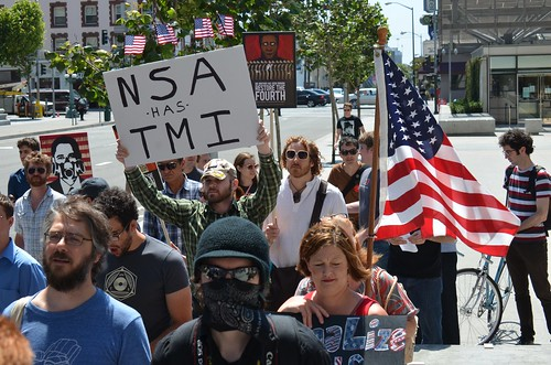 Restore the Fourth protest at San Francisco Federal Building on Fourth of July | by Steve Rhodes
