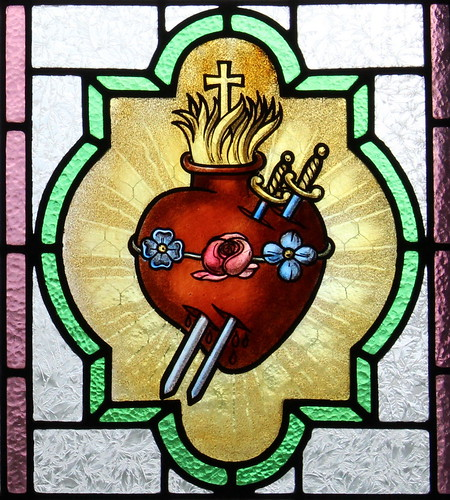 SacredHeartofMary10 | by Northern Art Glass