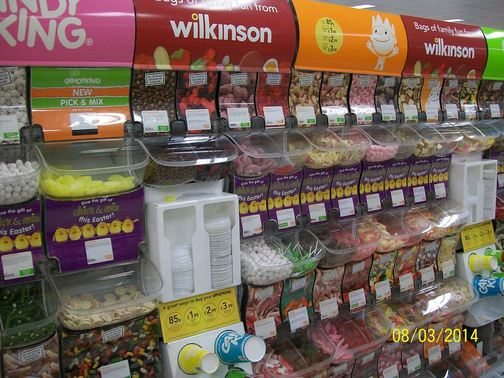 Picknmix sweets at wilkinson memories of woolworths flickr picknmix sweets at wilkinson memories of woolworths negle Choice Image