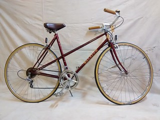 Raleigh Mixte, SOLD | by boulevard.bikes