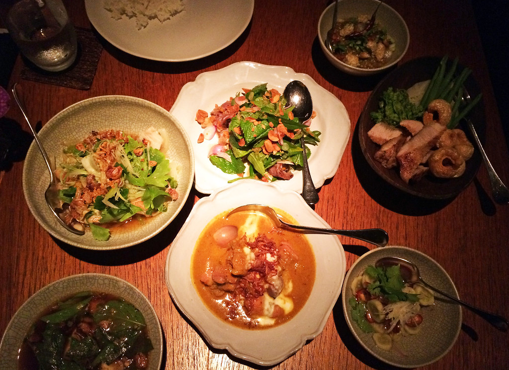 Dinner at Nahm