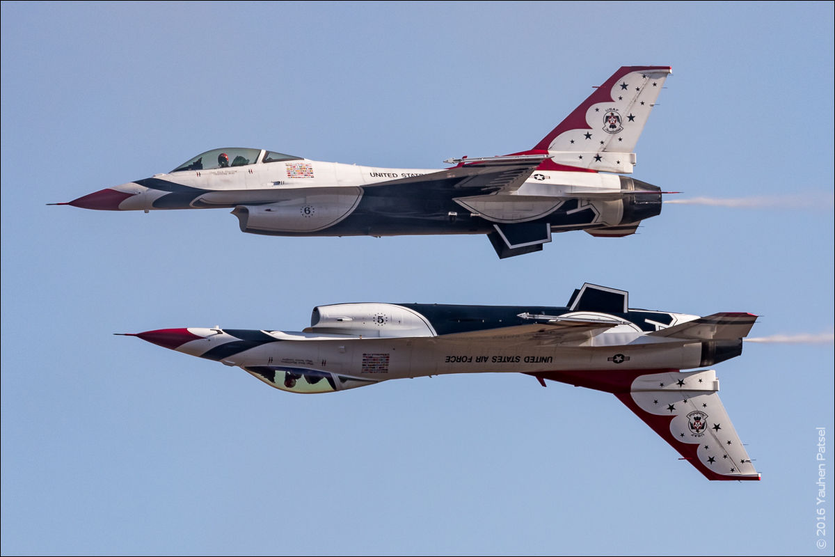 Thunderbirds #5 and #6