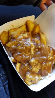 Poutine Chunky Fries from Lord of the Fries