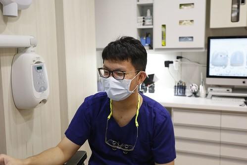 我的蛀牙得救了!板橋絕美牙醫顏成翰醫師的顯微根管治療術拯救了我 (13)