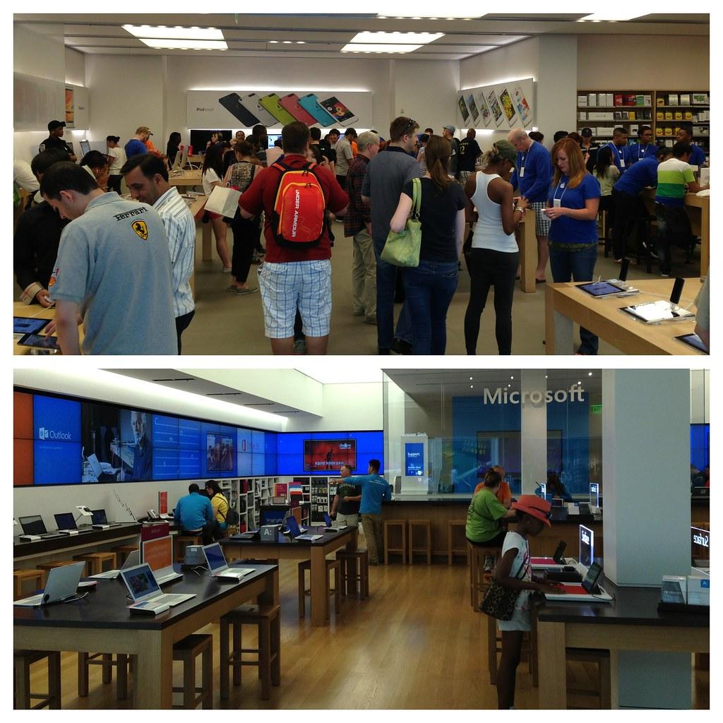 Image result for apple store vs